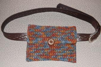 Free Fanny Pack Crochet Instructions