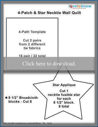 4-Patch and Star Templates