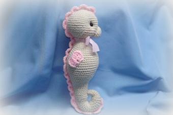 Crochet Seahorse Pattern