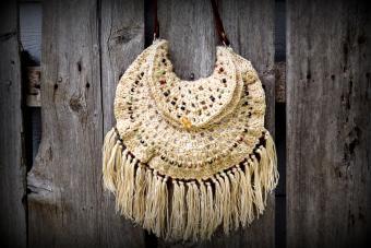 Beaded Crochet Bag Pattern
