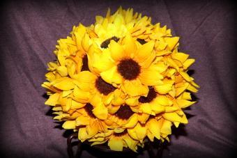 Decorative Floral Ball