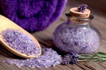 Homemade Bath Salt Recipes