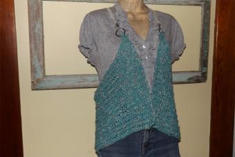 Crochet Vest Patterns for Women