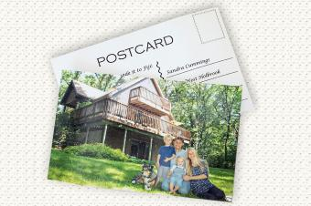 Make Your Own Postcards