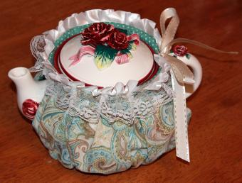 Teapot Cozy Pattern
