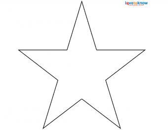 Lager Star Shape