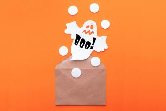 Halloween Cards to Print and Make
