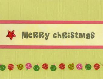 Crafts for Old Christmas Cards