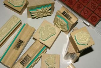 Rubber Stamping Parties