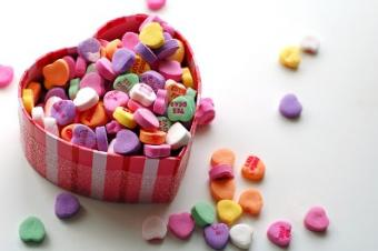 valentines day candy crafts