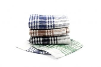 Craft Projects for Dish Towels
