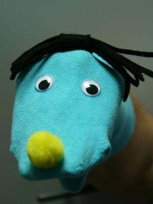 Puppet Themed Crafts
