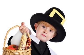 Edible Thanksgiving Crafts