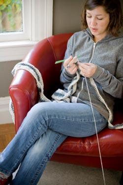 How to Crochet Left Handed