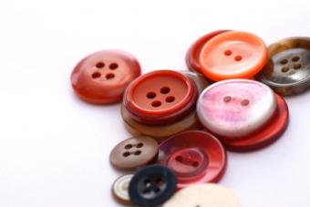 Button Flower Crafts