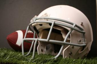 Paper Football Helmets