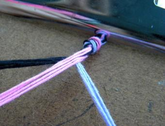 start braiding