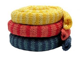 Teach Me How to Knit a Scarf