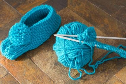 6aa207227618 Knit Slipper Patterns
