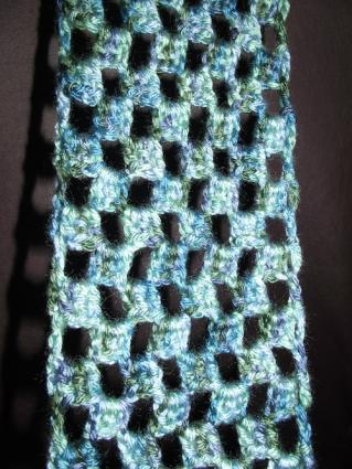 Patterns For Crocheted Scarves
