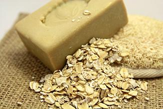 Melt and Pour Oatmeal Soap