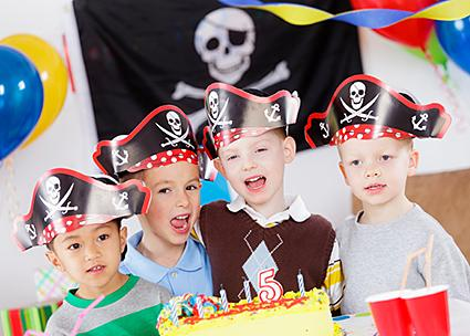 children pirates