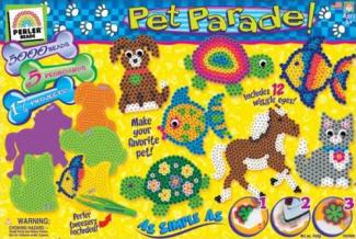 perler beads pet parade