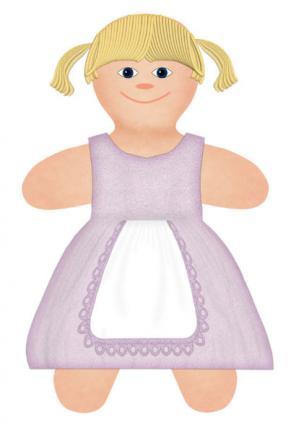 girl doll pattern
