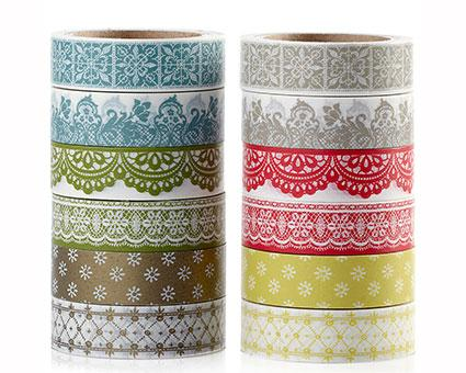 Anna Griffin Lace Washi Tape