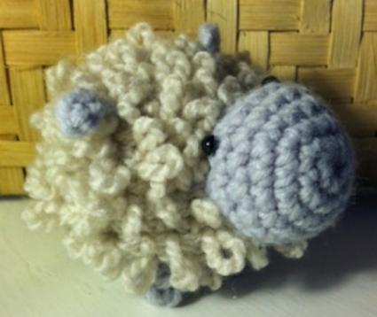 amigurumi sheep