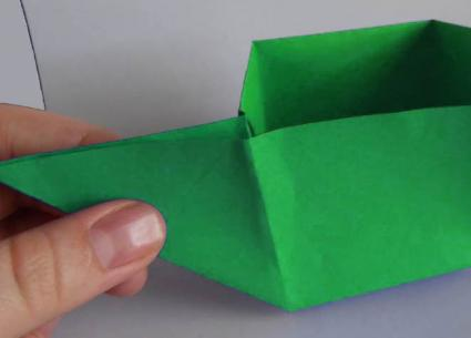 hat box step 4
