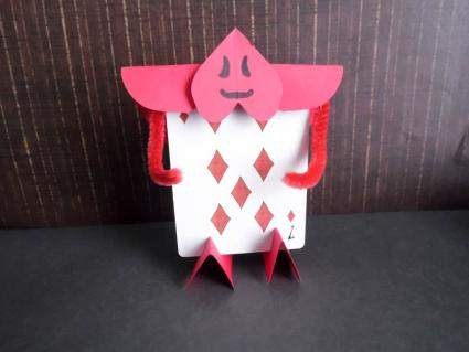 Alice In Wonderland Paper Craft Ideas Lovetoknow