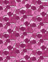 Rose decoupage paper 2 thumb