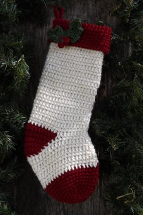 Christmas Stocking Crochet Pattern Lovetoknow
