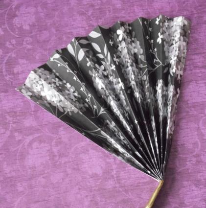 simple paper fan