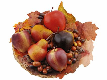 Forever Fall Basket