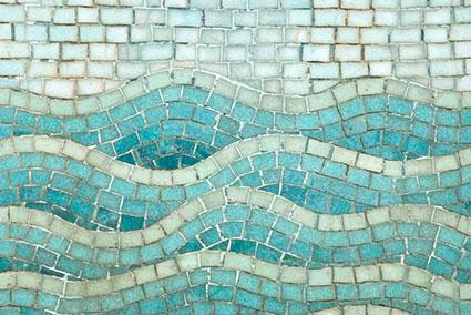 How To Make A Wave Mosaic LoveToKnow