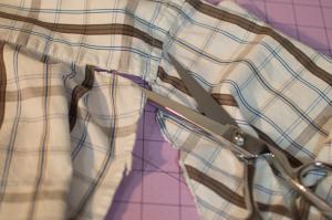 no sew apron