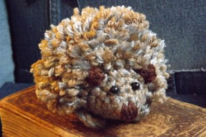 Crochet Hedgehog Pattern