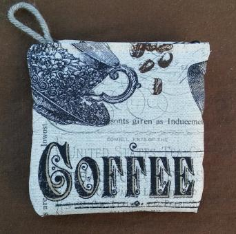 Coffee Sachet Coaster