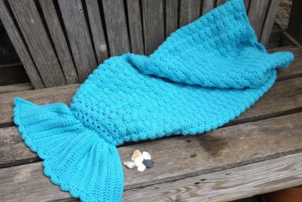 Free Crochet Mermaid Tail Pattern