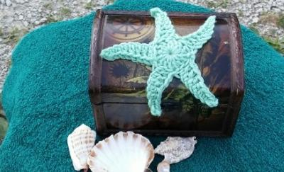 Crocheted Starfish