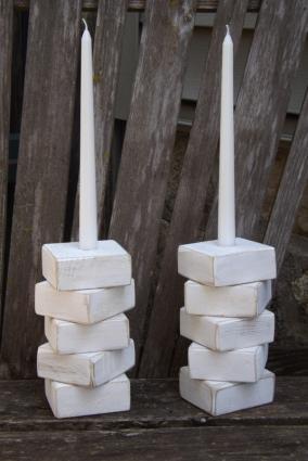2x4 Candlesticks