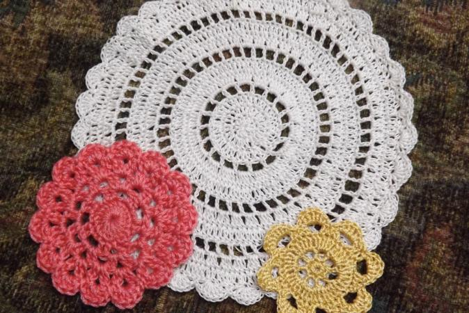 Free Crochet Doily Patterns | LoveToKnow