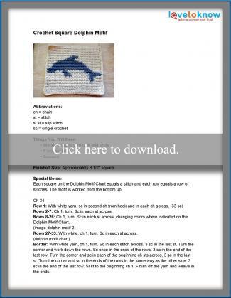 Dolphin - Realistic Amigurumi Animal - Crochet Pattern ... | 419x325