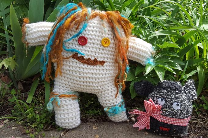 Free Knitting Patterns For Toys