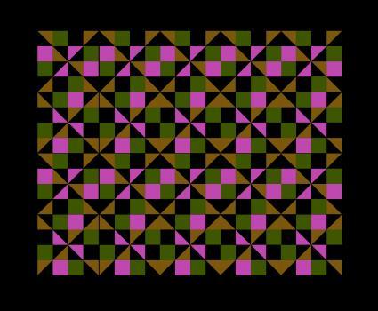full dark quilt