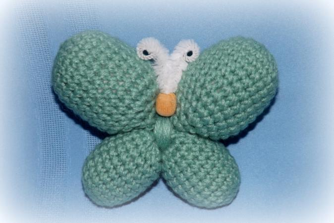 Crochet Butterfly Patterns