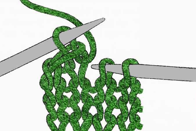 Knitting Cast Off Lovetoknow
