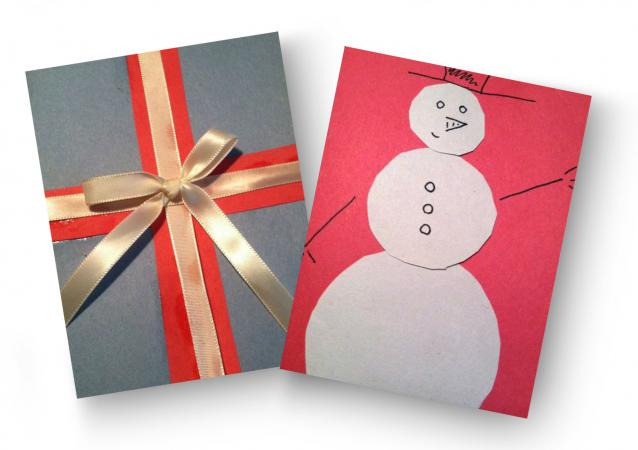 Patterns For Handmade Christmas Cards Lovetoknow